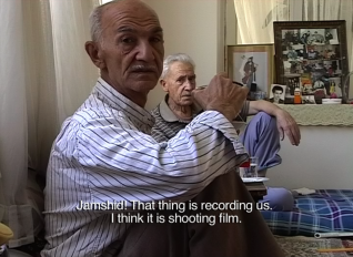 Farhad Kalantary, Cousins in Peace, 2012 (stillbilde)