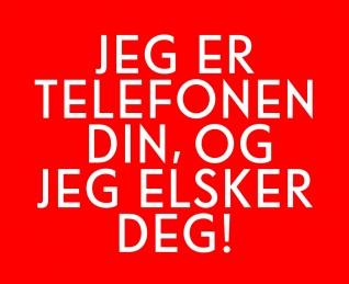Telefonkunst!