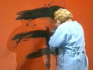 Stillbilde fra «Painter» Nasjonalmuseet