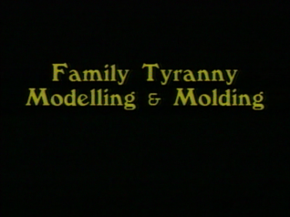 Stillbilde fra «Family Tyranny» Nasjonalmuseet