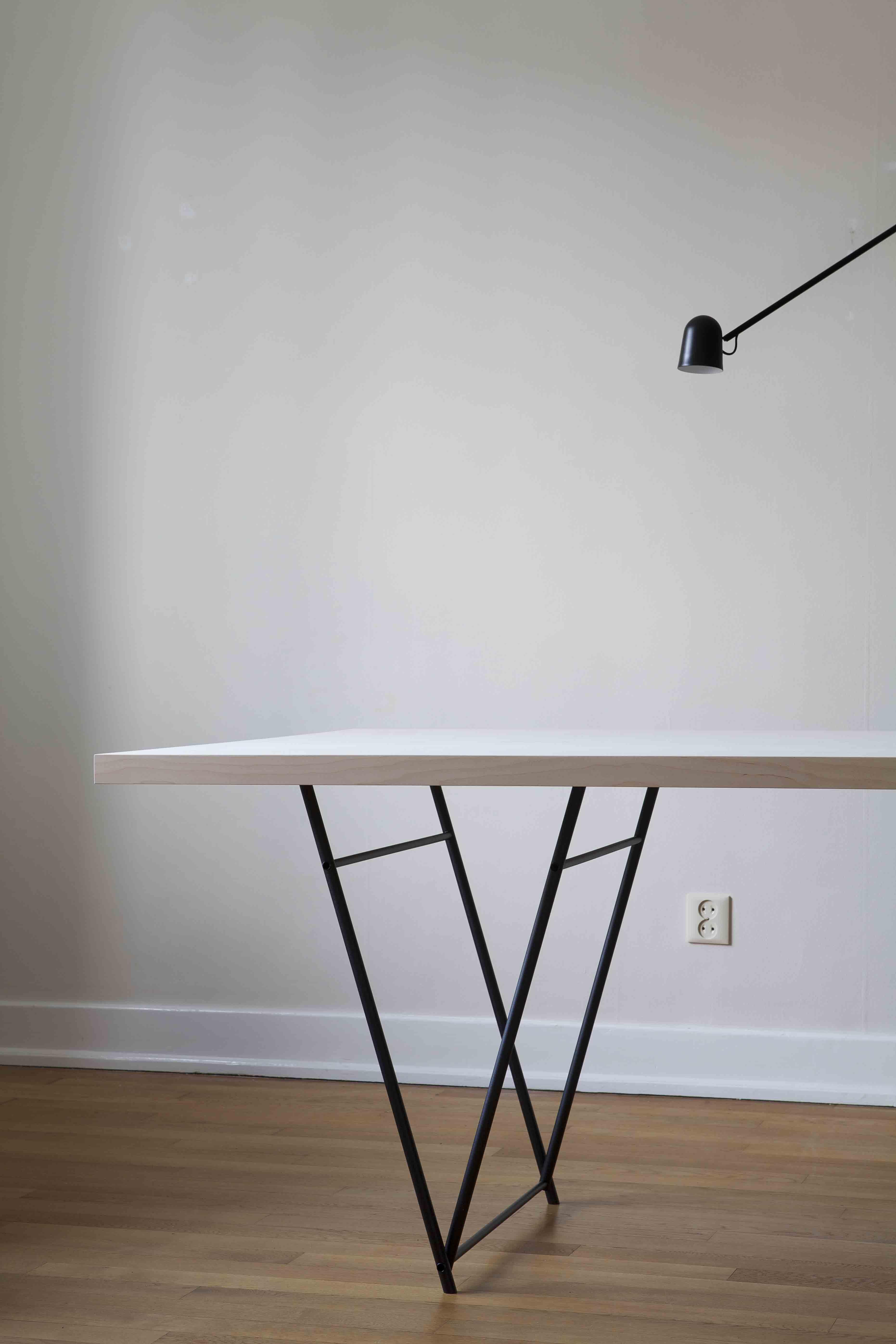Det nye lyset daniel rybakken vandreutstillinger for Table structure design