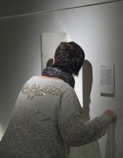 Right Angle Mirror. Foto: Børre Høstland, Nasjonalmuseet
