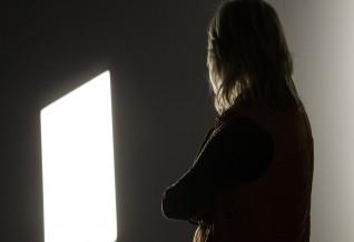 Daylight comes sideways. Foto:Børre Høstland, Nasjonalmuseet.