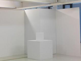 Fargeworkshop som kan brukes til formidlingsøymed. Ikke et av verkene i utstillingen. Skal monteres i eget rom. Farge: ikke noe farget lysFoto: Børre Høstland, Nasjonalmuseet