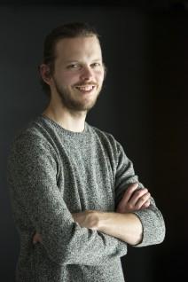 Daniel Rybakken. Foto: Børre Høstland, Nasjonalmuseet