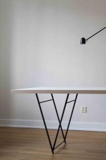 «Structure table» Design: Daniel Rybakken. Foto: Kalle Sanner og Daniel Rybakken