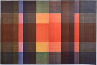 Horisontal V, Tusj, 37 x 26 cm, 2015, Heidi Kennedy Skjerve