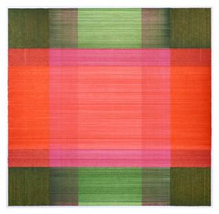 Lyd-Plan I, Tusj/blyant, 35 x 35 cm, 2014, Heidi Kennedy Skjerve