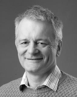 Foredragsholder Ulf Grønvold
