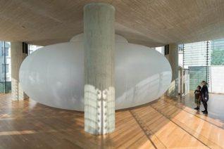 Utstilingen på Nasjonalmuseet arkitektur