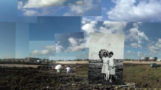 Stillbilde fra Yongseok Oh, Cross, 2002, 5 min