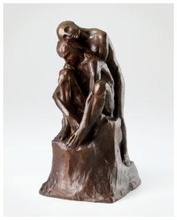 """Mann og kvinne, """"Grubleren"""" Foto: Annar Bjørgli, Nasjonalmuseet"""