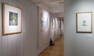 «Eventyrlig» på Sunnmøre Museum. Foto: Andreas Harvik, Nasjonalmuseet