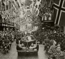 Den lengste reisen (1940-1945)