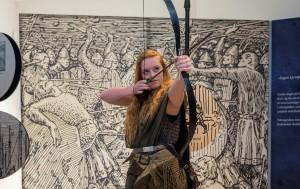 Lær å bruke rollespill og laiv i kunstformidling. Foto: Nasjonalmuseet