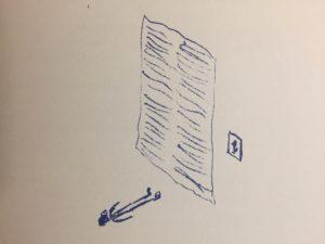 Hvem skriver du for? Illustrasjon: Kristin Bø