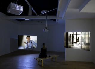 """Nicoline Van Harskamp, """"Any Other Business"""", 2011 (stillbilde)"""