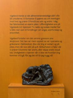 Fra utstillingen. Foto: Annar Bjørgli, Nasjonalmuseet
